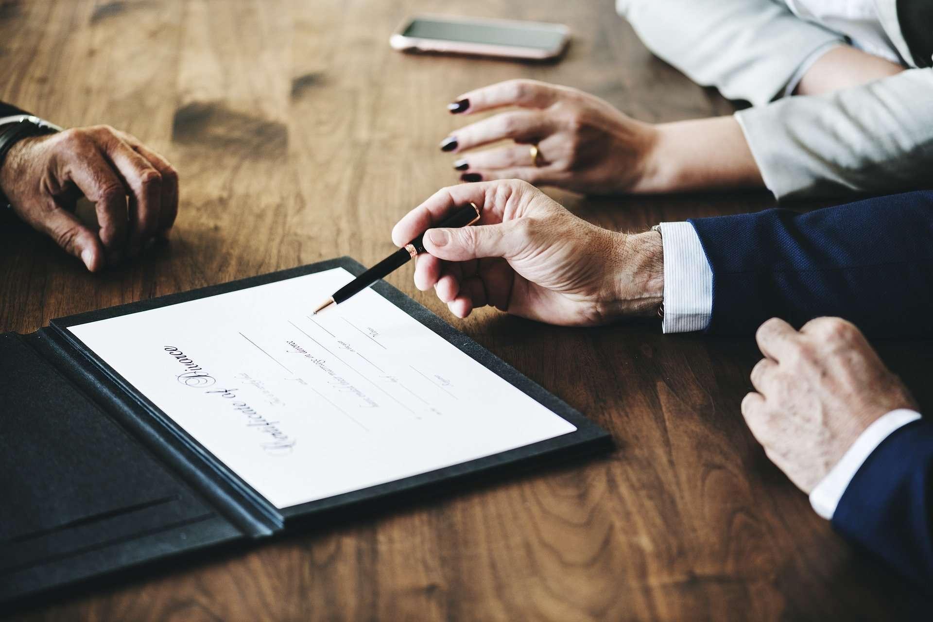 Was ist ein Scheidungsfolgenvertrag bzw. eine Trennungs- und Scheidungsfolgenvereinbarung?